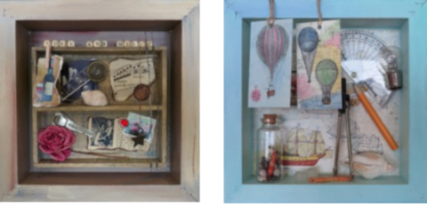 Memory Box Workshop